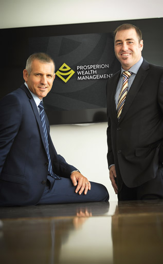 Anthony and Paul are experienced market professionals who offer wealth management solutions to their clients their investment firm based in Perth.